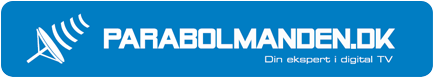 Problemer med digital antenne Logo